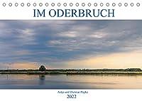 Im Oderbruch (Tischkalender 2022 DIN A5 quer): Impressionen aus dem landschaftlich wunderschoenen Oderbruch. (Monatskalender, 14 Seiten )