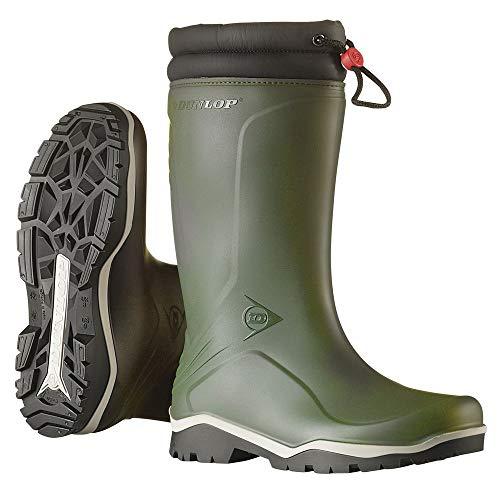 ARNDT dUNLOP thermo bottes bottes blizzard unisexFarbe : vert/noir