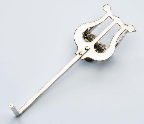Cherrystone 4260180888034 Marschgabel Notenhalter Lyre für Blasinstrumente (Trompete)