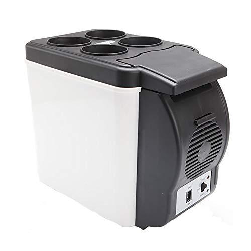 Lyy - 8866 Frigo RéFrigéRateur Congelateur Glaciere Réfrigérateur Chaud/Froid Double Usage Voiture 7,5L / 12V Petit réfrigérateur Multi-usages Mini Voiture Portable Voiture Maison Double Usage