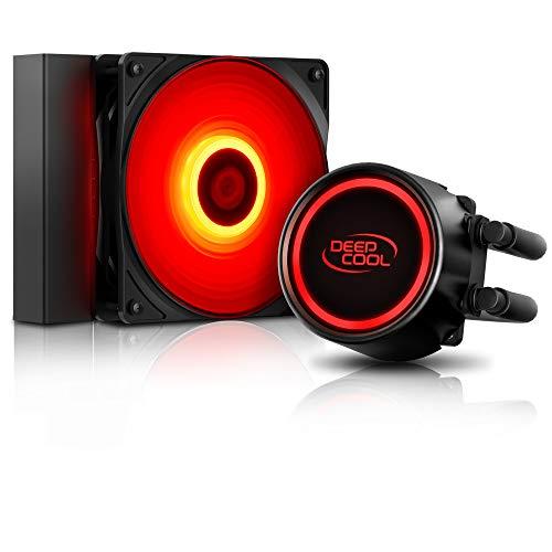 Water Cooler Deepcool Gammaxx L120T RED