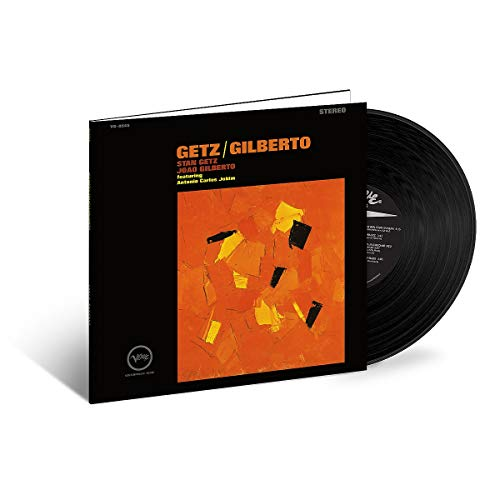 Getz/Gilberto (Acoustic Sounds) [Vinyl LP]