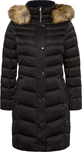 BRAX Damen Style Montreal Outdoor Urban Down Mantel Jacke, Black, (Herstellergröße: 36)