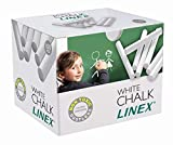 Linex Tafelkreide, staubfrei, weiß, 100 Stück