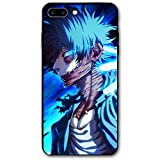My Hero Academia Dabi Anime iPhone 7/8 Plus Cases Shockproof for Anime Japanese One Size