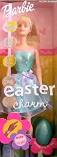 Barbie Easter Charm Doll Special Edition w Pretty Bracelet for You (2001)