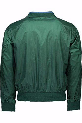 Gant chaqueta deportiva hombre verde