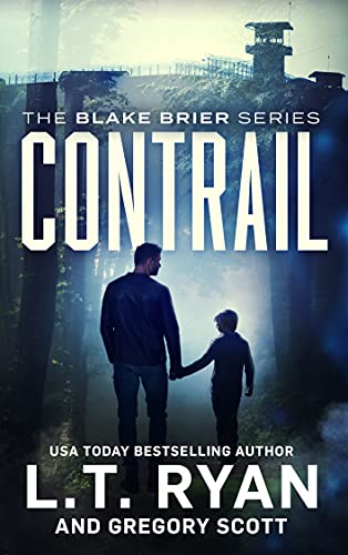Contrail (Blake Brier Thrillers Book 5) (English Edition)