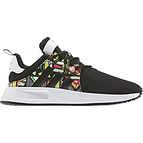 adidas X_PLR C - Zapatillas deportivas para niño, color negro