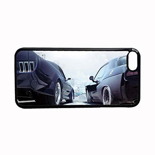 con Tff para Niños Único Carcasa De Teléfono De Plástico Duro Compatible con iPhone 7Plus 8Plus