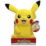 WCT - Pikachu Peluche Felpa Pokemon Peluche Saludos - 25cm