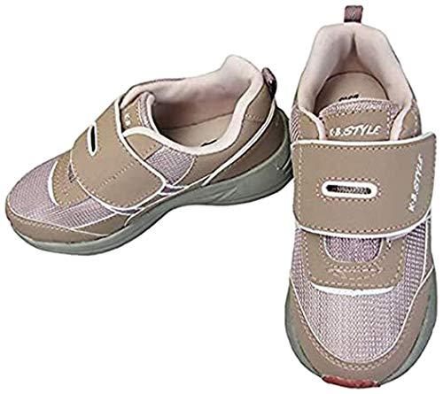 (ケービ−スタイル) K・B.STYLE 5760 レディース スニーカー 作業靴 (ピンク, 24.5cm)