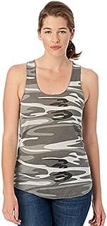 Alternative Women's Printed Meegs Racer Tank T-Shirt