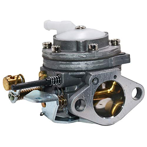 ASDFDG Accesorios de carburador de Herramientas de jardín Heights Timber Carburetor Carb Compatible para Harley Davidson 2 Ciclo Carrito de Golf 1967-1981 27158-67A