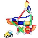 DYMAS Magnetische Bausteine Neue Vorschule magnetische Stick Puzzle Kinder montiert Bausteine