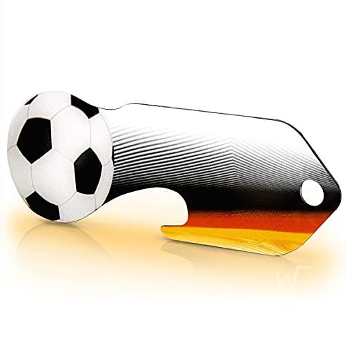 inköpsvagenlösning Code24 fotboll, nyckelhållare med inköpsskepp & nyckelhittare, inklusive registreringskod för nyckelfondservice, inköpsvagnchip med profil djupkniv