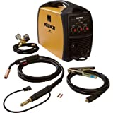 Klutch MIG 140SI Inverter-Powered Wire-Feed MIG Welder - 140 Amp Output