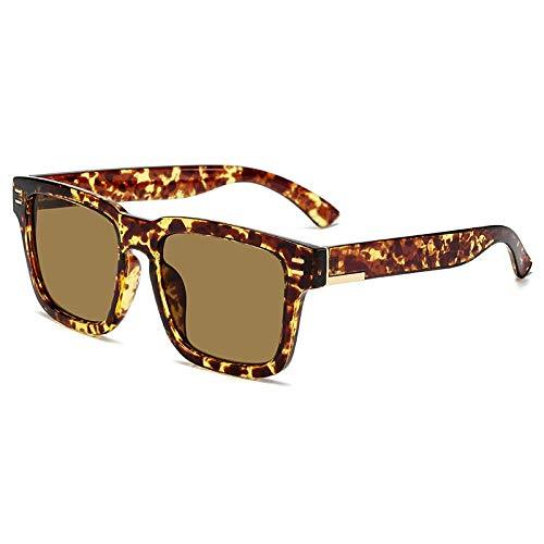 Sunglasses Diseño Gafas De Sol De Moda Mujeres Hombres Gafas De Sol Cuadradas Hombre Vintage Gafas De Sol Uv400 Sombras 04