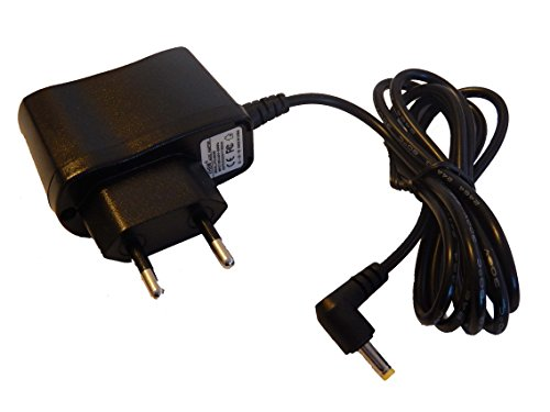 vhbw Netzteil Ladegerät Adapter passend für Omron 3, 5, 7, 10, 60100H706S, 60120HW5SW, 60120HW5SW, Type HEM-AC-H 60220H706S - 220V Netzteil