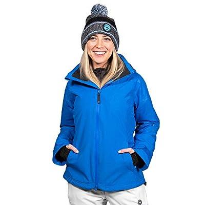 Women's Ski Jacket Windproof Insulated Water-Resistant