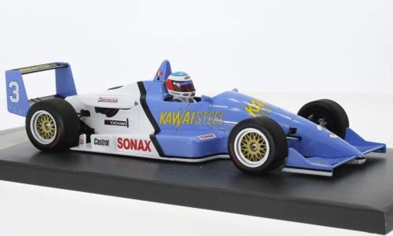Unbekannt Reynard Spiess F903, No.3, Kawaisteel, Formel 3, GP Macau, 1990, Modellauto, Fertigmodell, Minichamps 1 18
