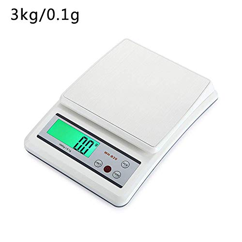 Keuken Thuis Multifunctionele Multifunctionele Precisieweegschaal 1/3/10Kg Digitale Keukenweegschaal Elektronisch Wegen Voedsel Gezondheid Dieet Meten Hoogwaardige Precisieweegschaal Weegschaal-_10Kg-1G
