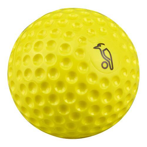 Kookaburra Bowlingmaschine Ball, gelb, 156g