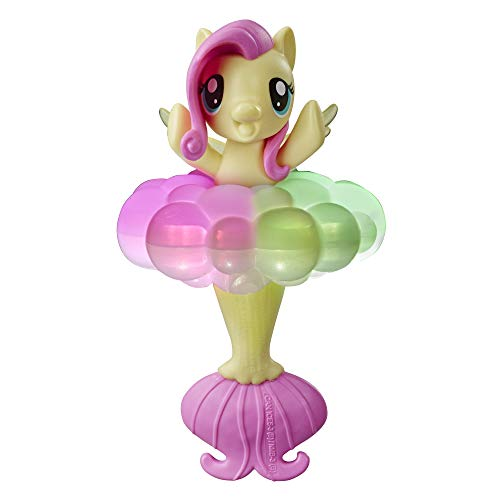 My little Pony - Rainbow Lights - E5961 - Fluttershy - 3 Batteries Included - Neu