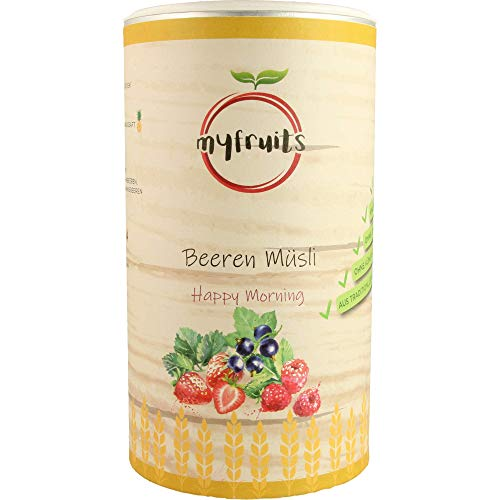 myfruits Beeren Müsli - Happy Morning (500g)