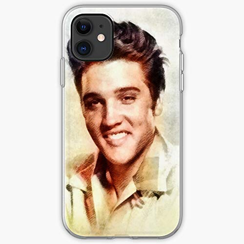 Elvis Music Western Hollywood Country Musician Roll Einzigartiges Design Snap/Glass...