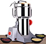 CGOLDENWALL 700g Safety Upgraded Electric Grain Grinder Mill High-speed Spice Herb Mill Commercial...