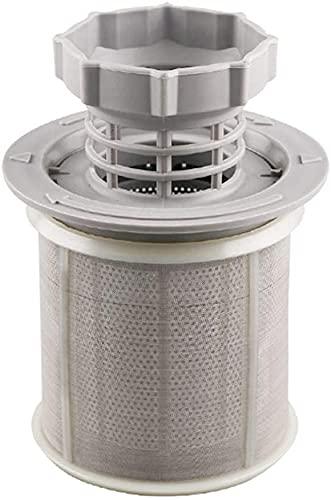 Filtro De Lavavajillas para Bosch Y Residuos De Alimentos De Acero Inoxidable.