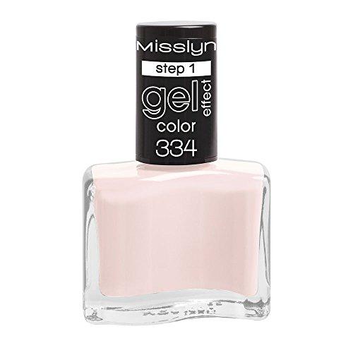 Misslyn Gel Effect Color Nr.334 barefoot, 10 ml
