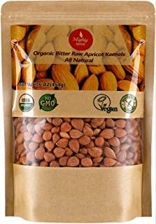 sprouted apricot kernels