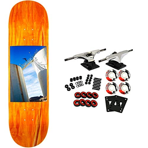 """Birdhouse Skateboard Complete Dixon Water Tower 8.5"""" (Assorted Colors)"""