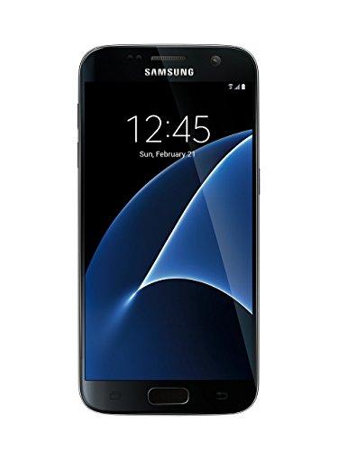 Samsung Galaxy S7 (SM-G930) 32GB GSM Unlocked Smartphone - Black (Renewed)