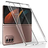 Miimall for Samsung Galaxy Z Fold 2 5G Case (Back+Front),