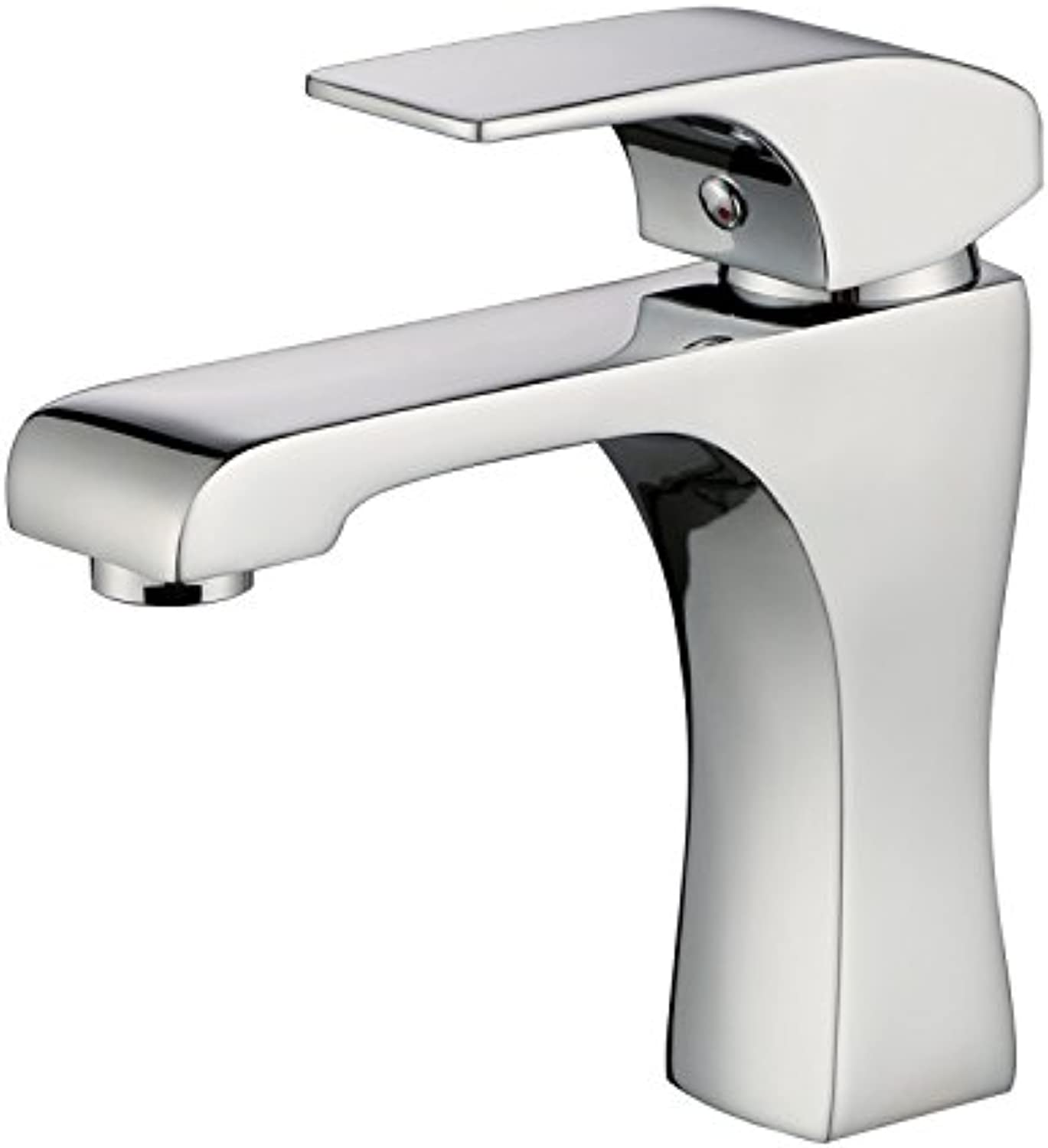 Commercial Single Lever Pull Down Kitchen Sink Faucet Brass Constructed Polished Kitchen Hot and Cold Water Faucet Factory Direct Wholesale New Wash Basin Wash Basin Hot and Cold Water Faucet 2374