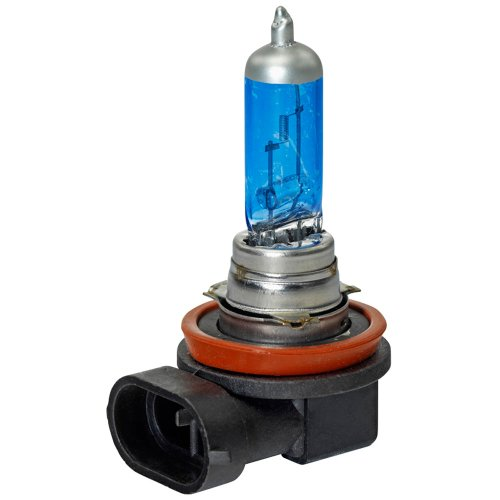 Ampoules Halogène SuperWhite Bleu H8 35W/12V/4800K, Set de 2 pièces (E4)