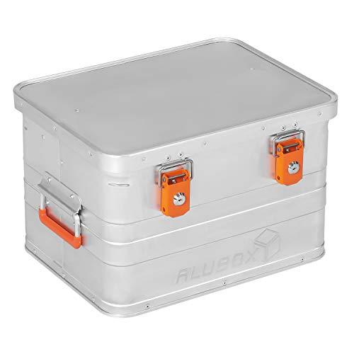 ALUBOX B29 - Aluminium Transportbox 29 Liter, abschließbar