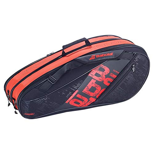 Babolat Tennistasche RH Expandable Team Line Black red