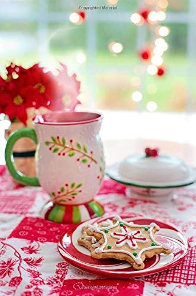 ベスト可能性シフトRecipe Journal: Christmas Cookie Blank Recipe Journal To Write In Holiday Dessert Table Design