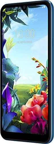 LG K40s Smartphone (15,46 cm (6,09 Zoll) IPS LC-Bildschirm, 32 GB interner Speicher, 2 GB RAM, MIL-STD-810G, Android 9.0) Moroccan Blue