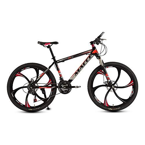 LRHD Mountain Bikes,24/26 Inch Men's Mountain Bikes