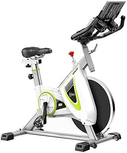 SXTYRL Indoor Cycling Exerc es bicicleta de spinning Bike con multifunción Mon es o frecuencia cardíaca, sensores, profesional Indoor Cycle F es Ness Cardio Training – máquina pierde peso corporal