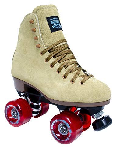 Sure-Grip Tan Boardwalk Skates (7)