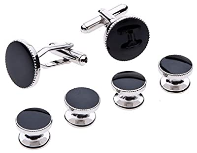 Cufflinks and Tuxedo Studs Set