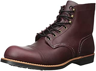 "Red Wing Heritage Men's Iron Ranger 6"" Vibram Boot"
