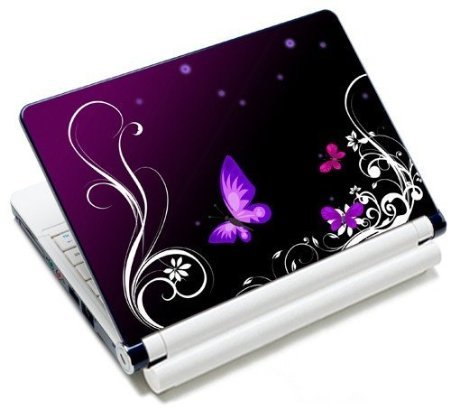 Sidorenko Notebook Skin Aufkleber Folie Sticker für 10-10,2 Zoll / 13-13,3 Zoll / 14-14,2 Zoll / 15-15,6 Zoll / 17-17,3 Zoll Laptop Netbook