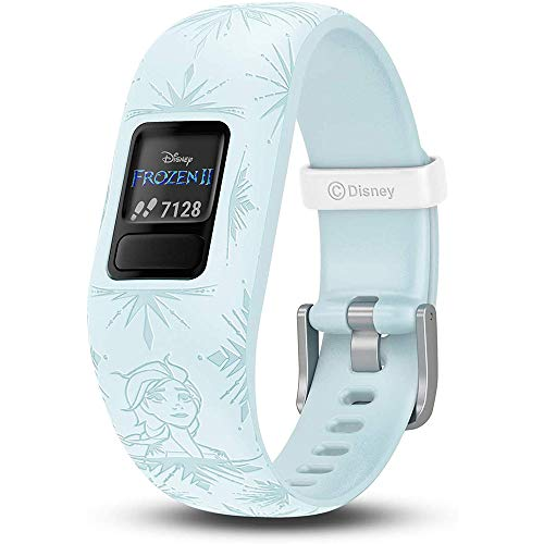 Garmin vivofit jr. 2 Disney Frozen 2 Elsa Activity Tracker with Additional Band